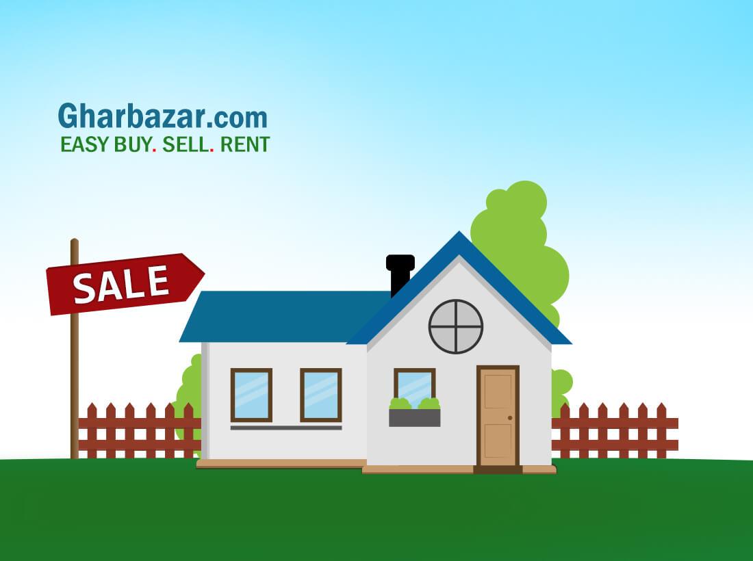 House/Land at Bharatpur
