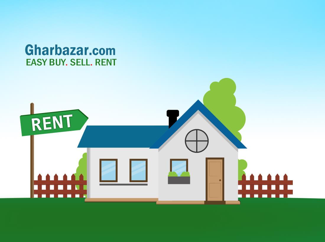 Apartment for rent at Bishalnagar