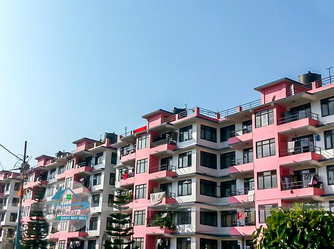 Apartment at Kuleshwor Apartment Society
