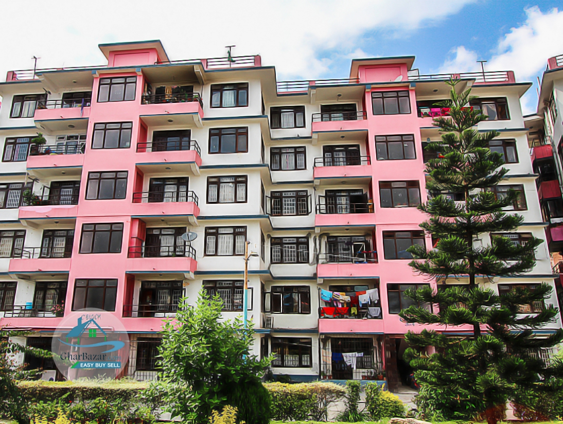 Apartment at Oriental Colony
