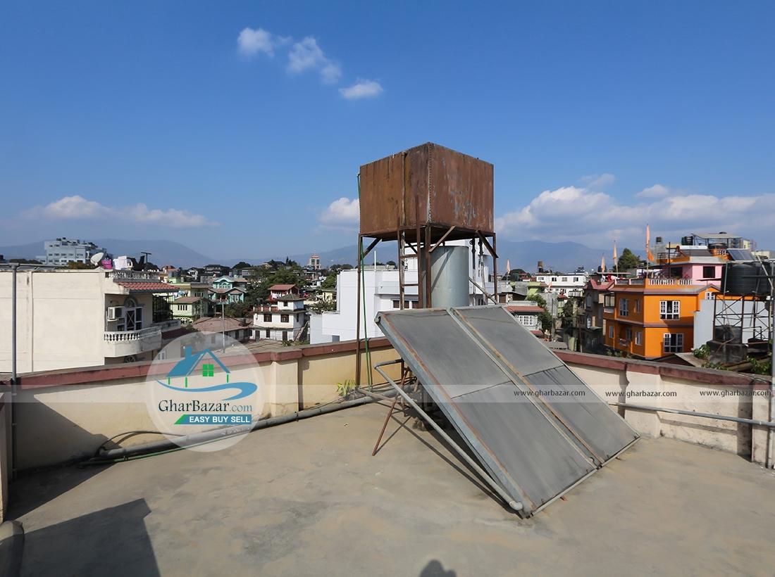 Bungalow at Baluwatar