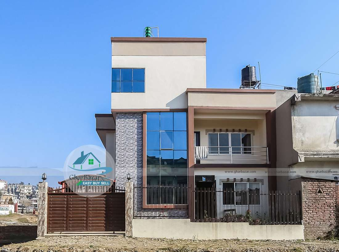 Bungalow at Bhangal