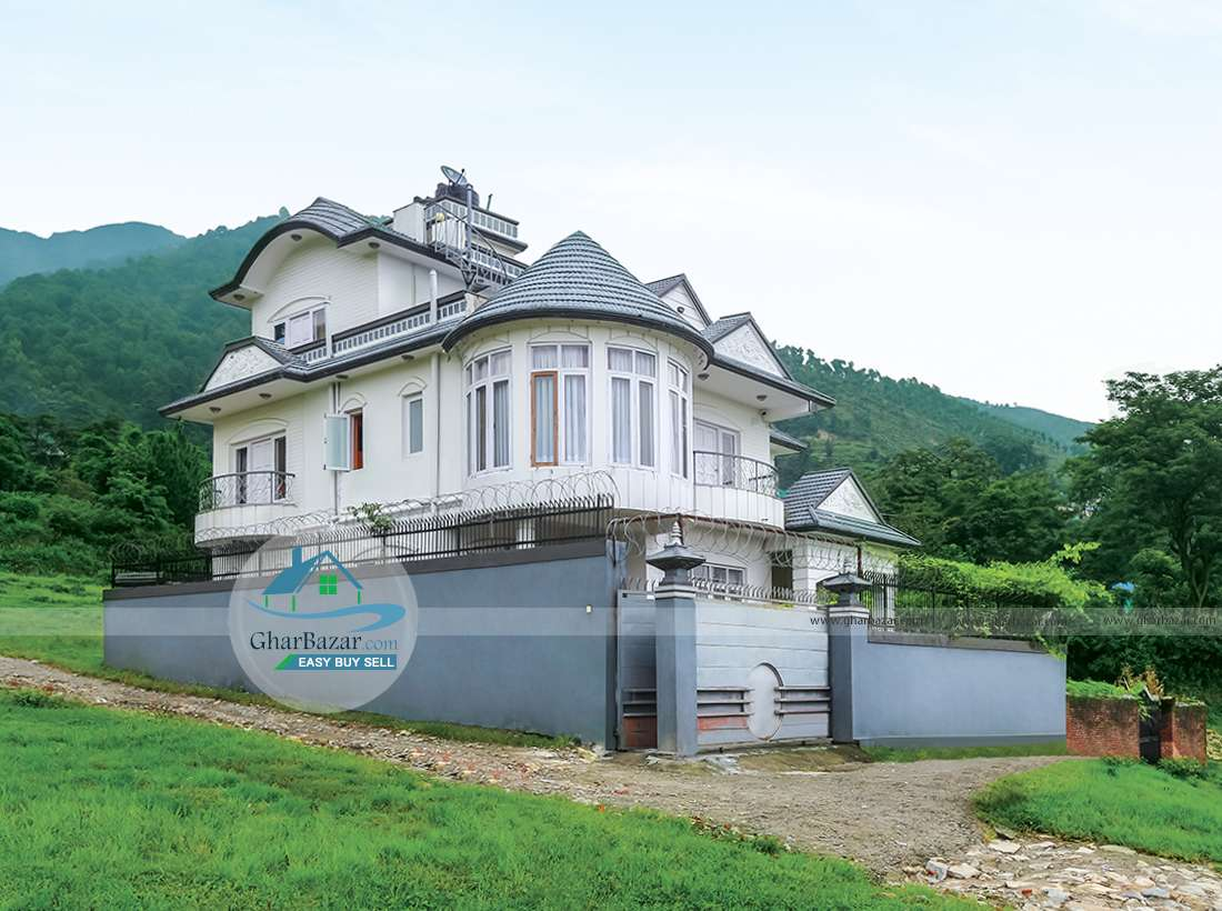 Bungalow at Budhanilkantha, Taulung