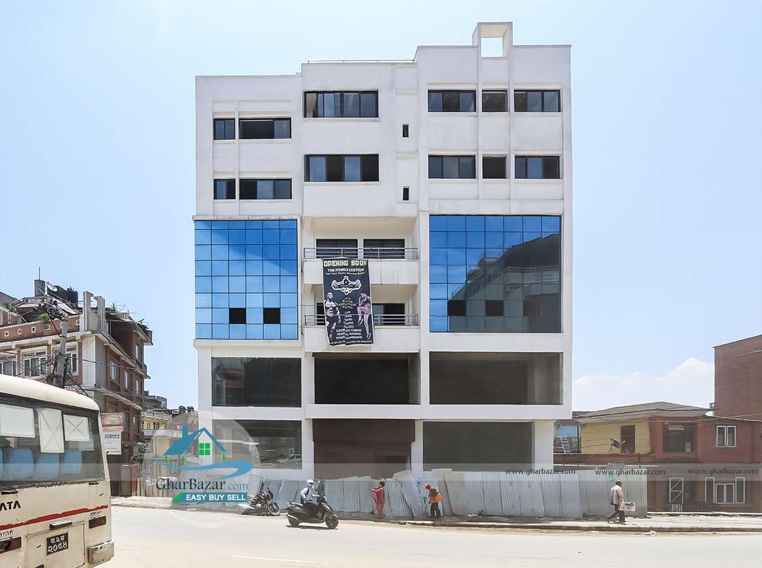 Commercial Building at Kuleshwor