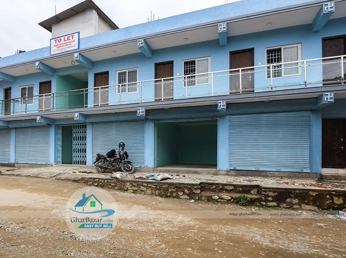 Commercial Building at Nepaltar, Balaju