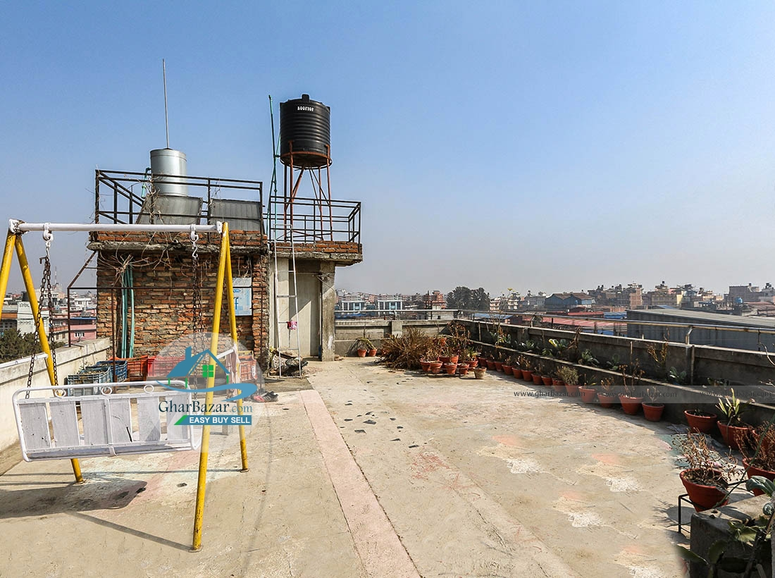 Commercial Building at Patan Industrial Area