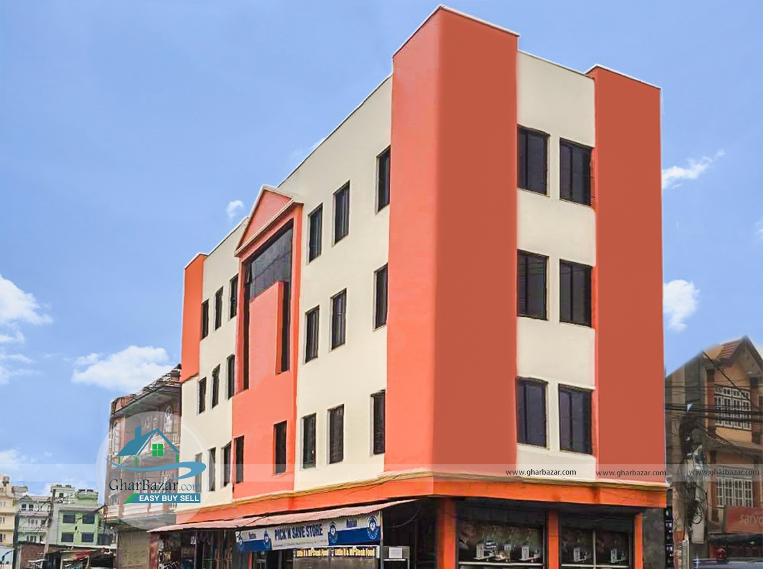 Commercial Building at Pepsicola