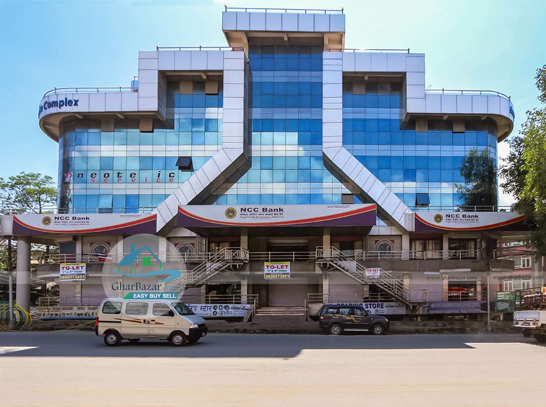 Commercial Building at Teku