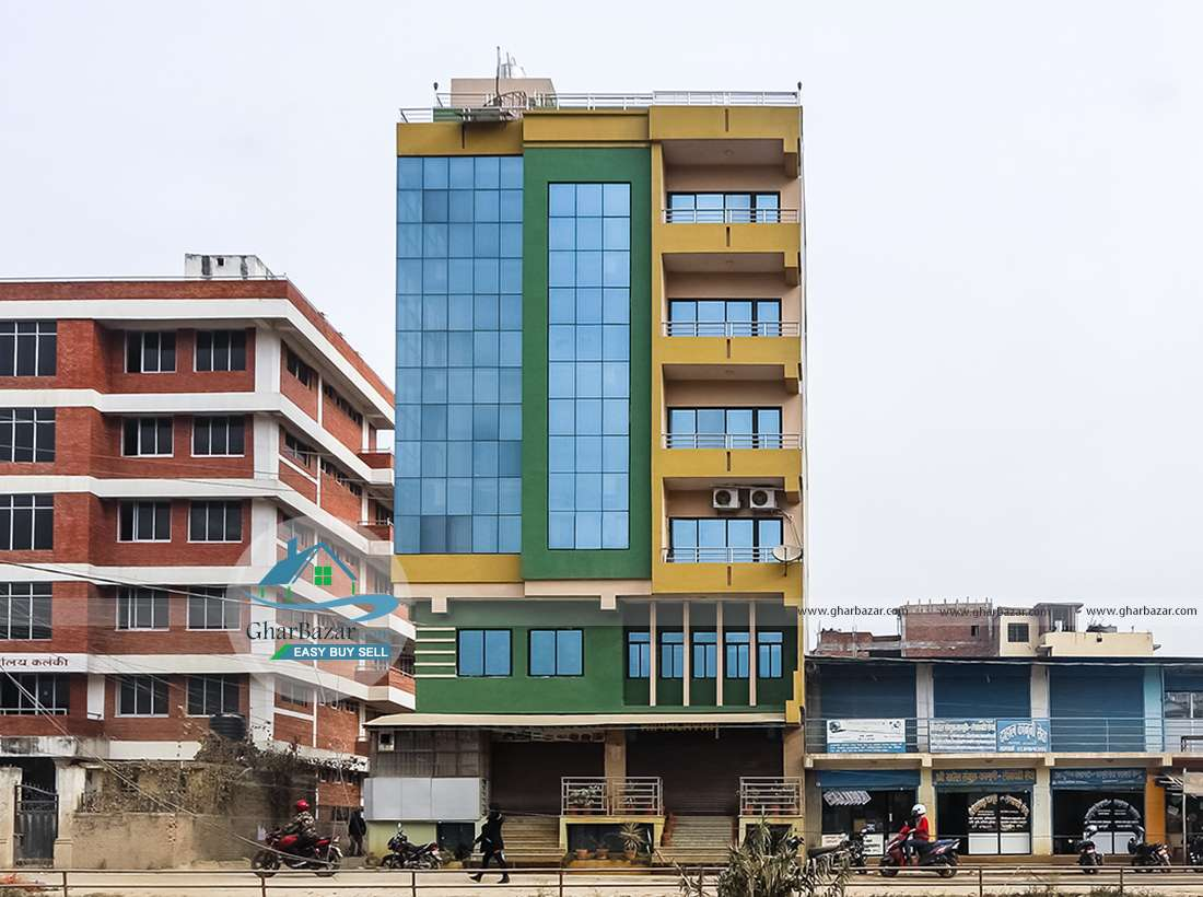Commercial Flat at Kalanki