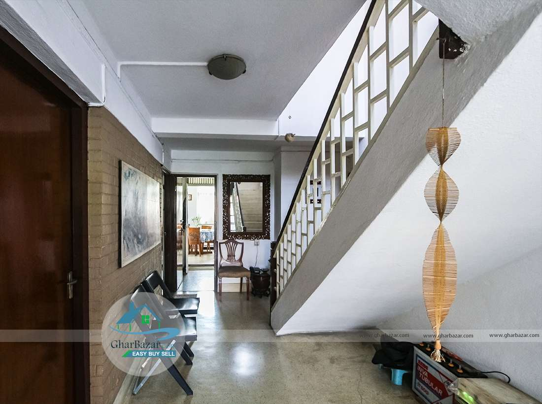 Flat at Maharajgunj