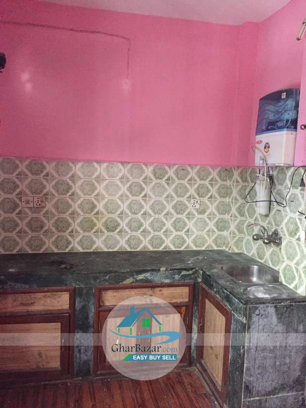 Ground floor for rent at Dhapasi