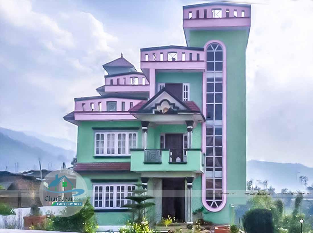 House at Bhaktapur