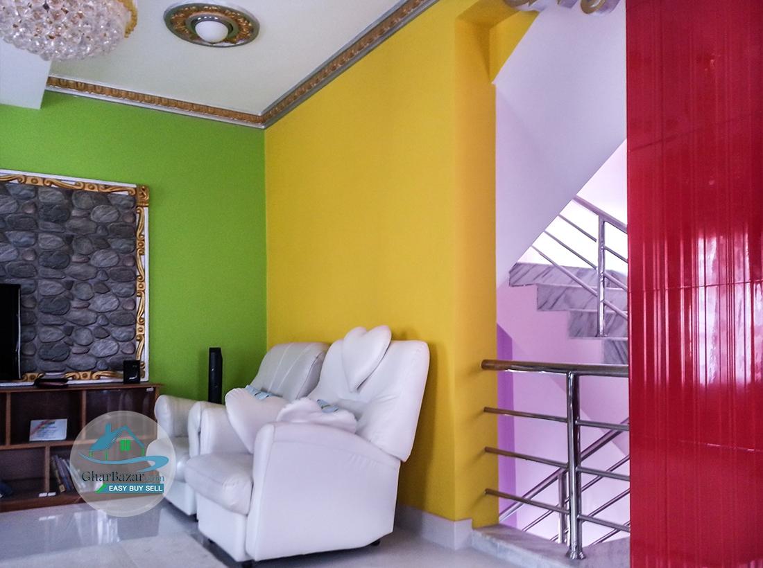 House at Budhanilkantha