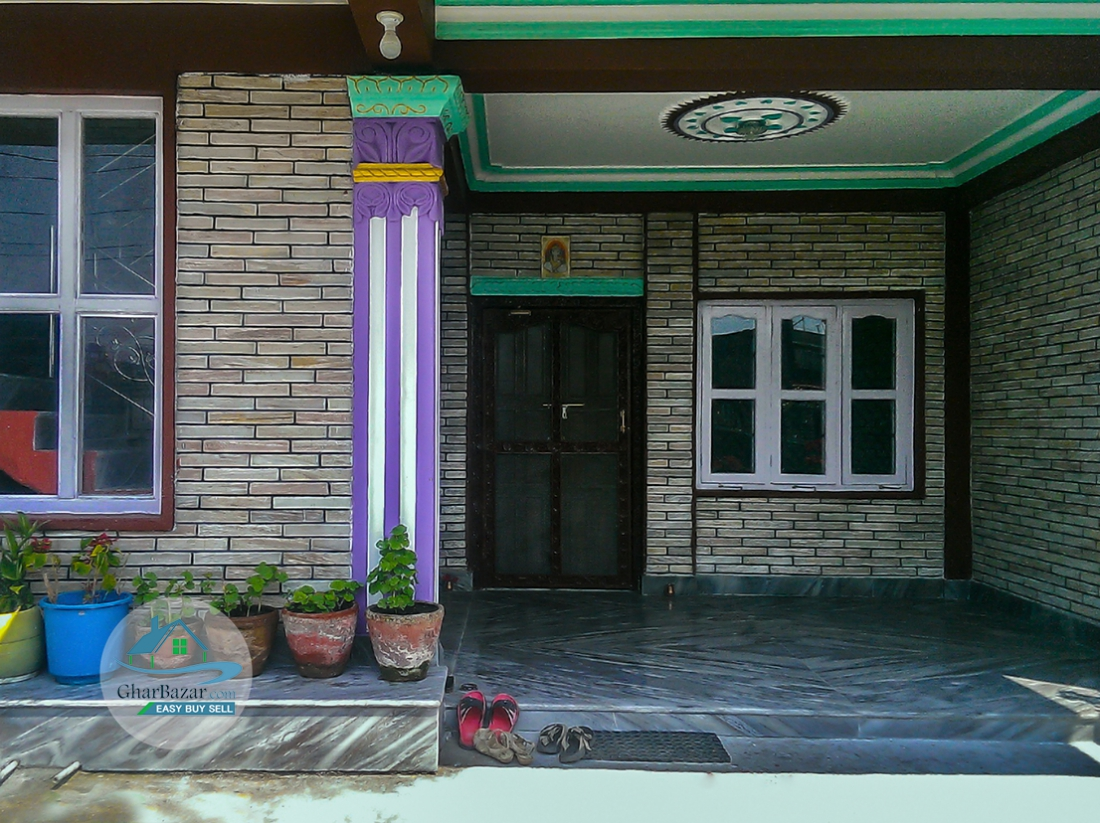 House at Chauthe