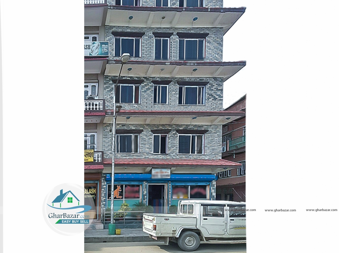 Commercial Building at Chitwan