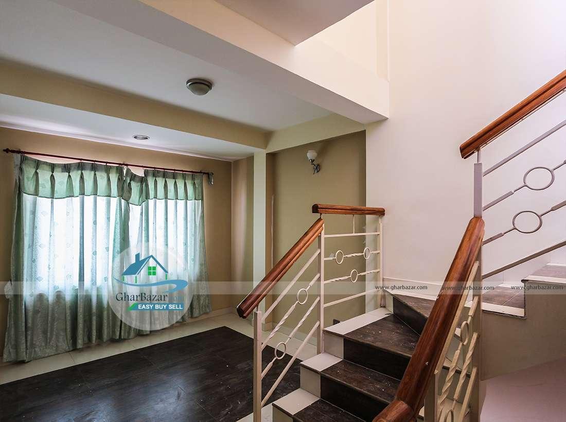 House at Comfort Housing, Thaiba