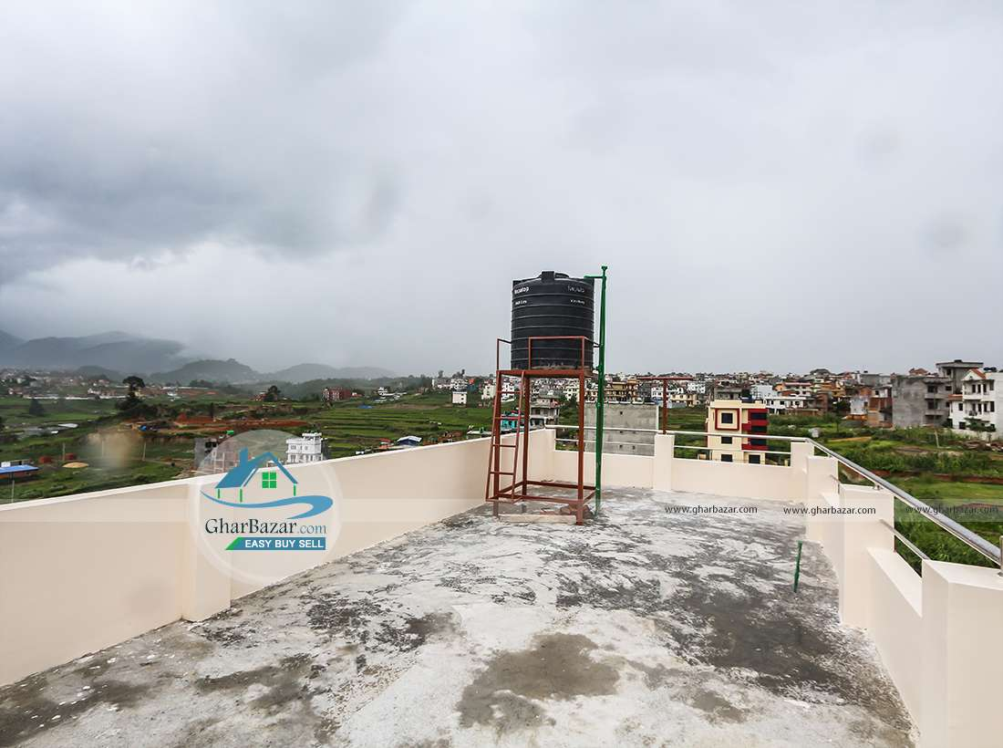 House at Hattiban,  Dhapa Height
