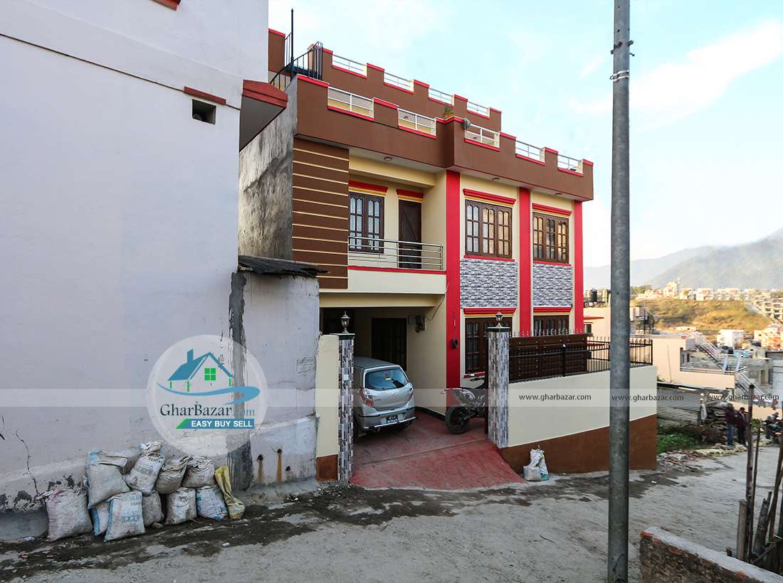 House at Dhapasi Height