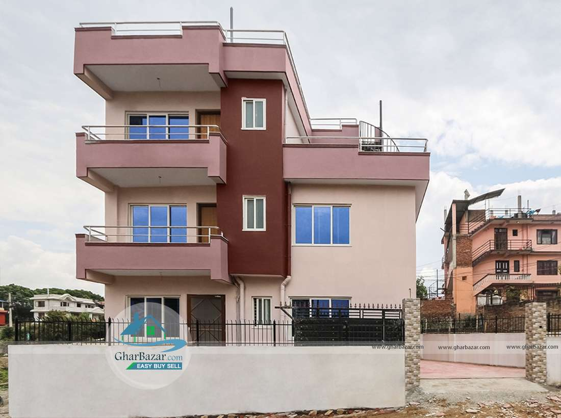 House at Dholahiti height