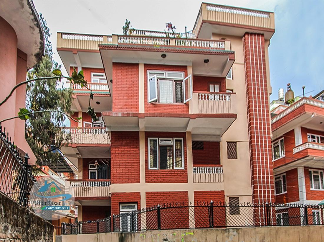 House at Ghattekulo