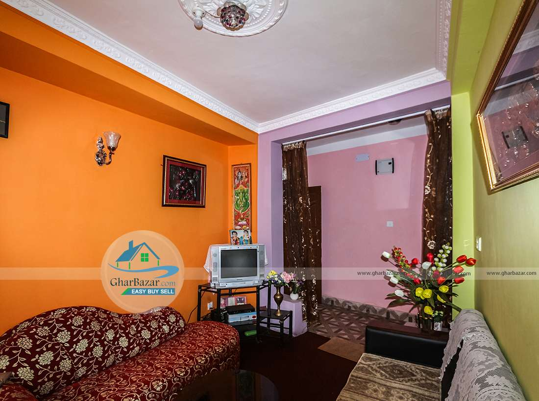 House at Gokarna, Bhairab chowk