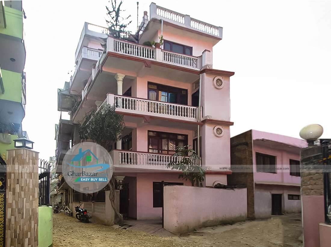 House at Jadibuti
