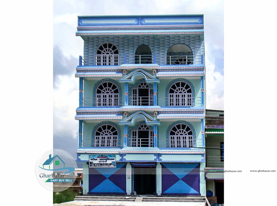 House at Jhapa