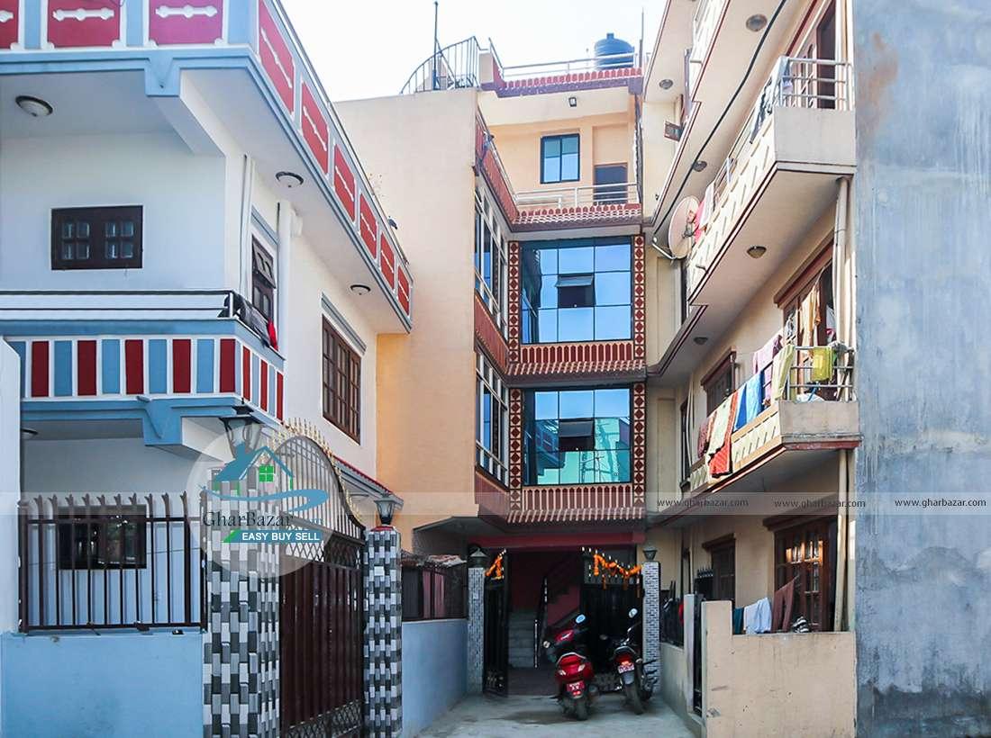 House at Kadaghari