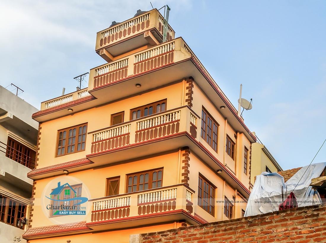 House at Kaushaltar