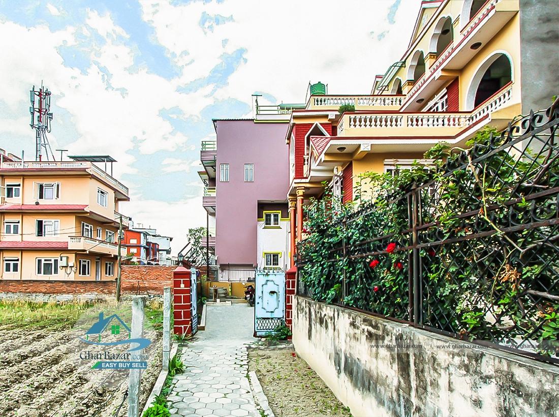 House at Khumaltar