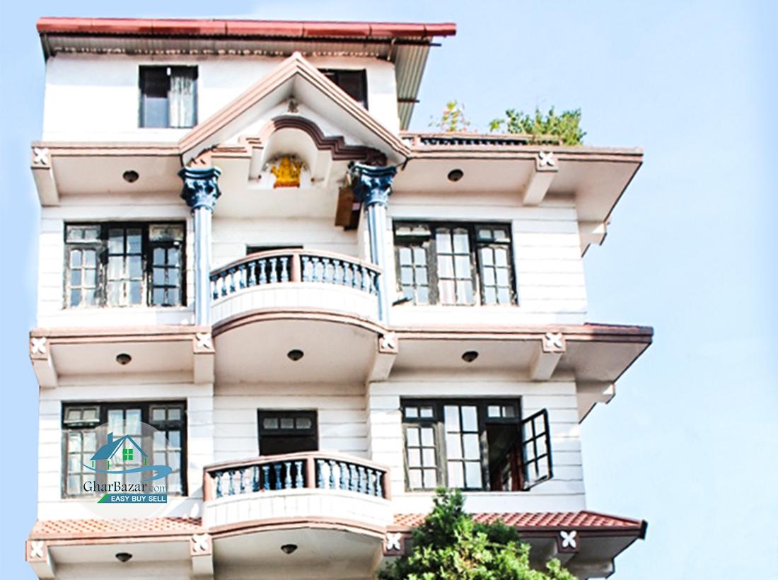 House at Koteshwor