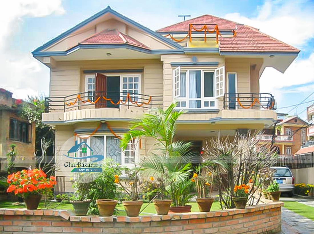 House at Kusunti