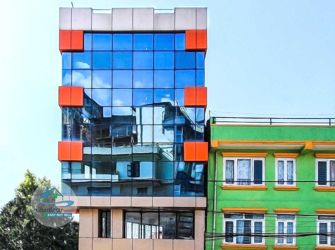 Commercial Building at Lazimpat