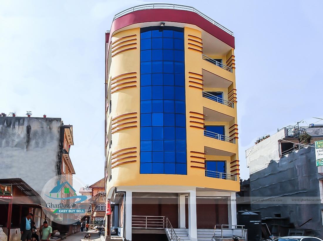 House at Mahadevsthan