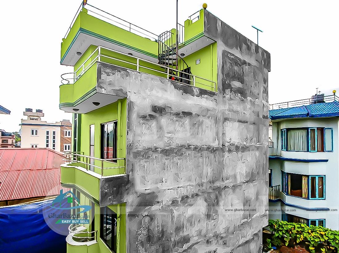 House at Mahankal