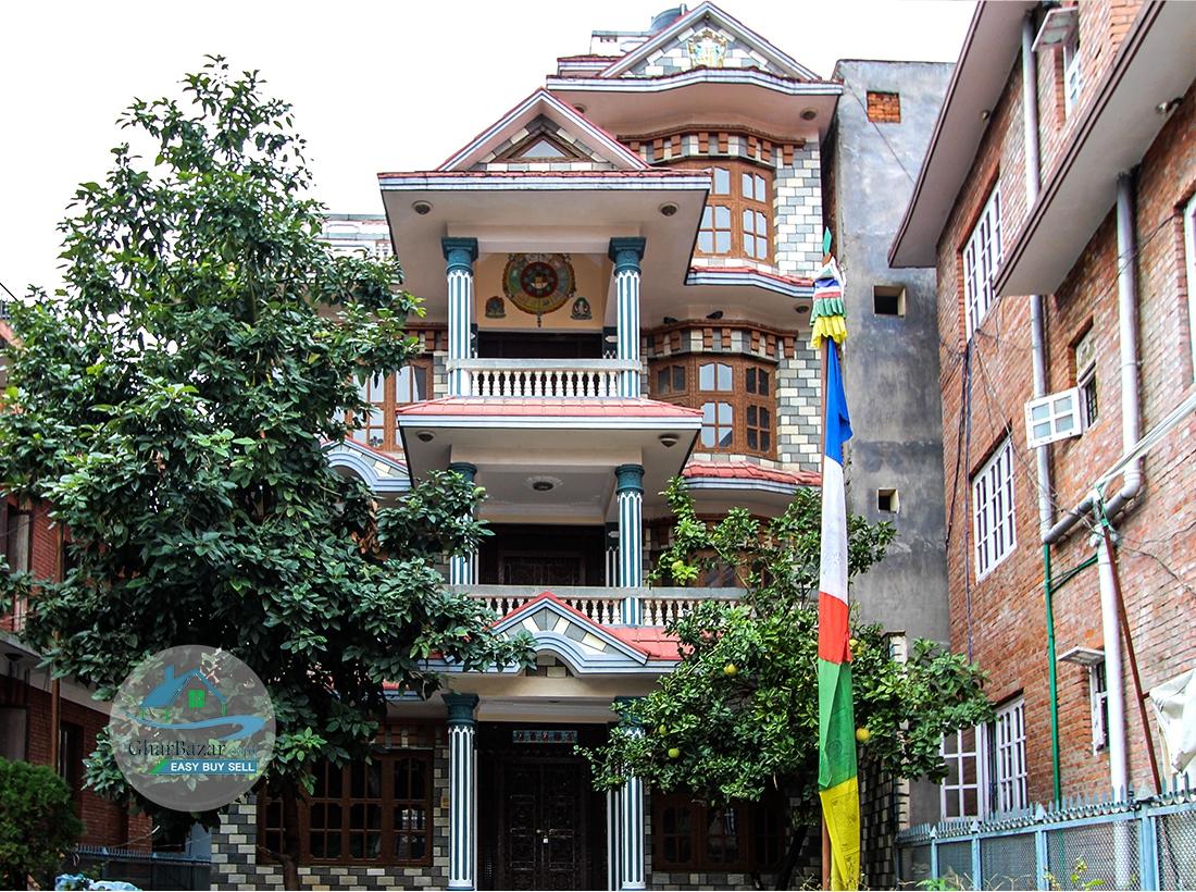 House at Kutubahal