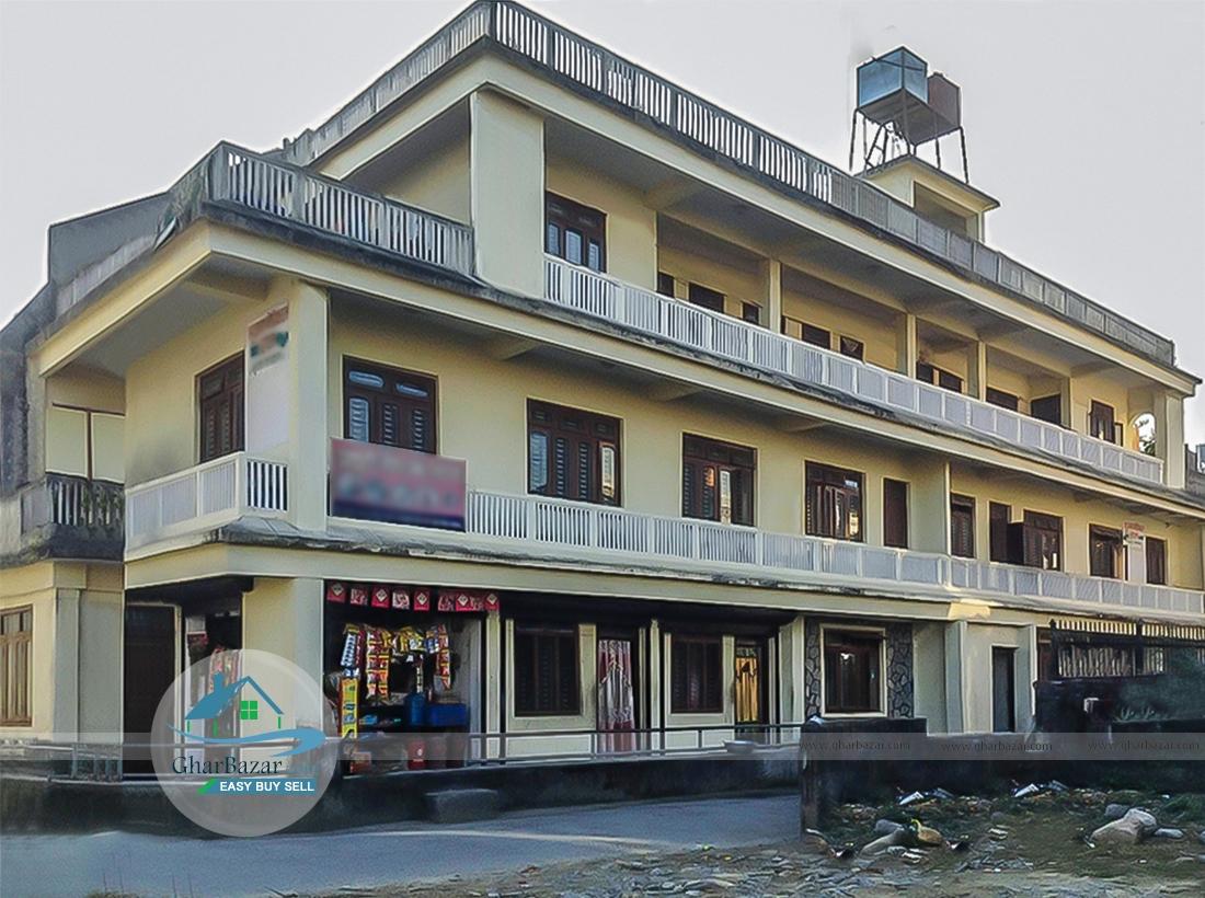 House at New Road, Pokhara