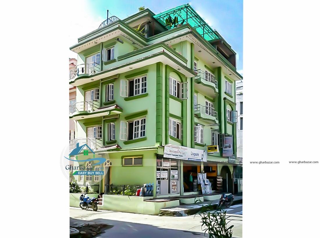House at Samakhusi Town Planning