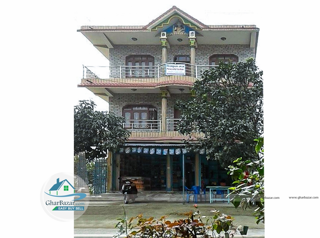 House at Chitwan