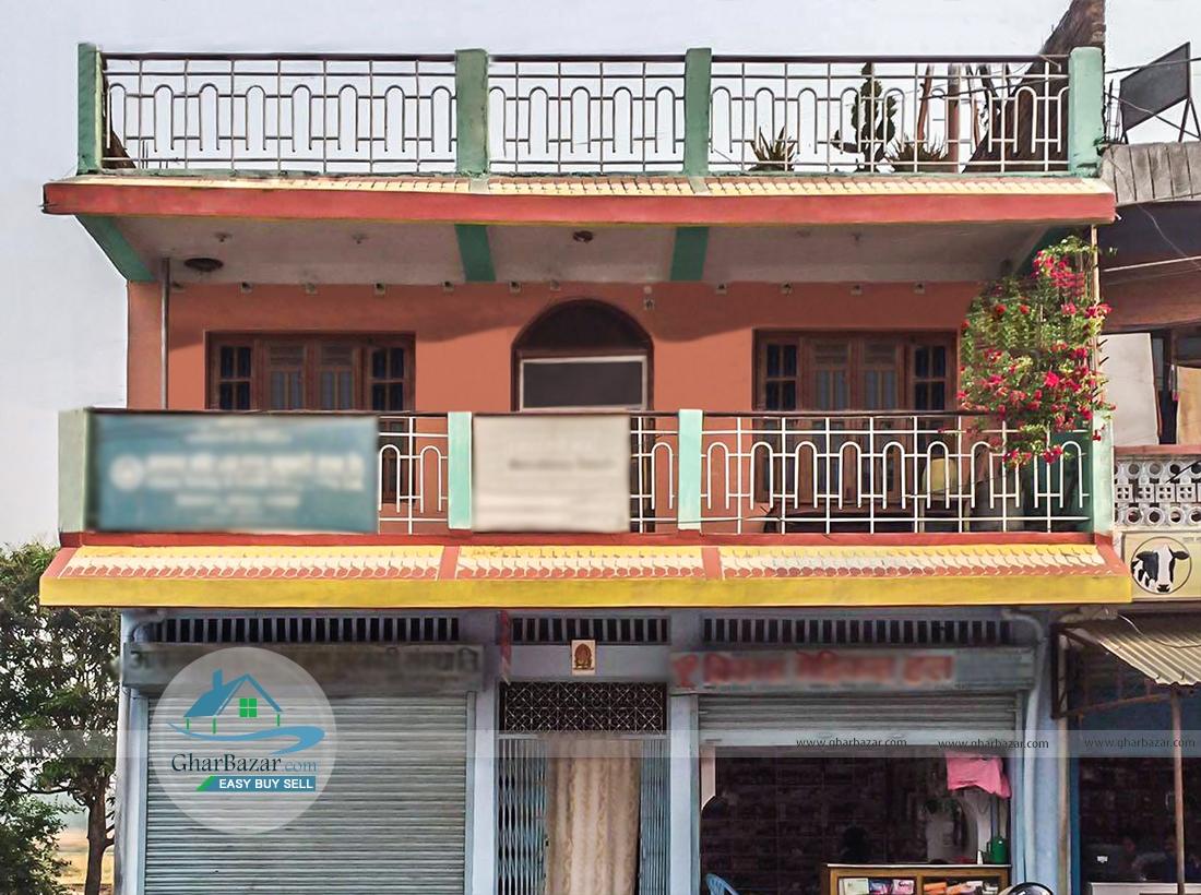 House at Sikattahan, Shankarpur
