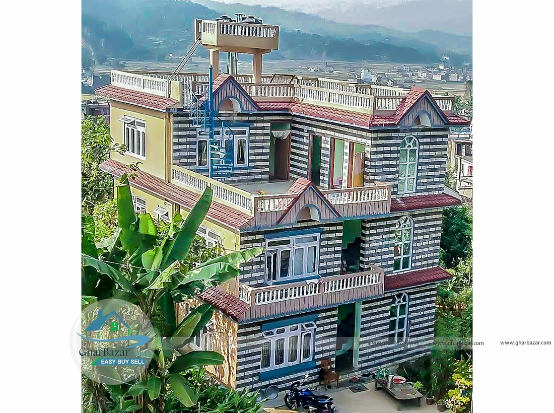 House at Sindhuli