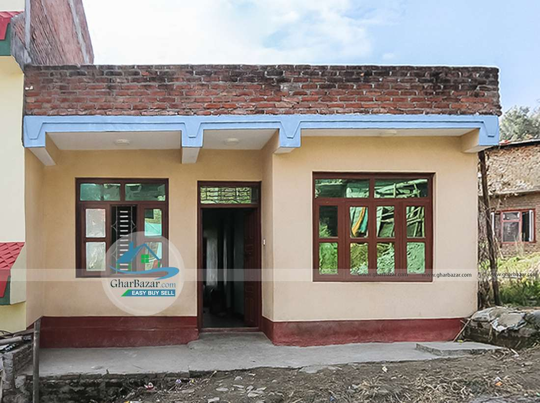 House at Thali, Sankhu