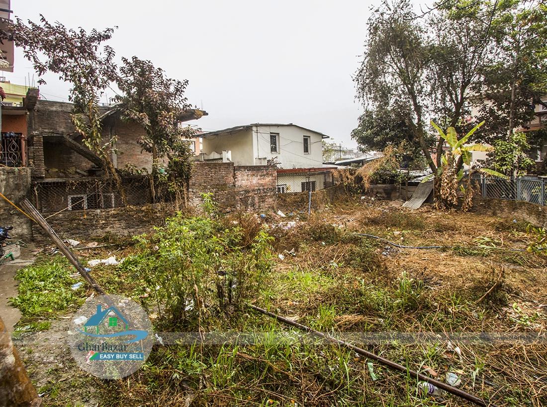 Land at Baluwatar