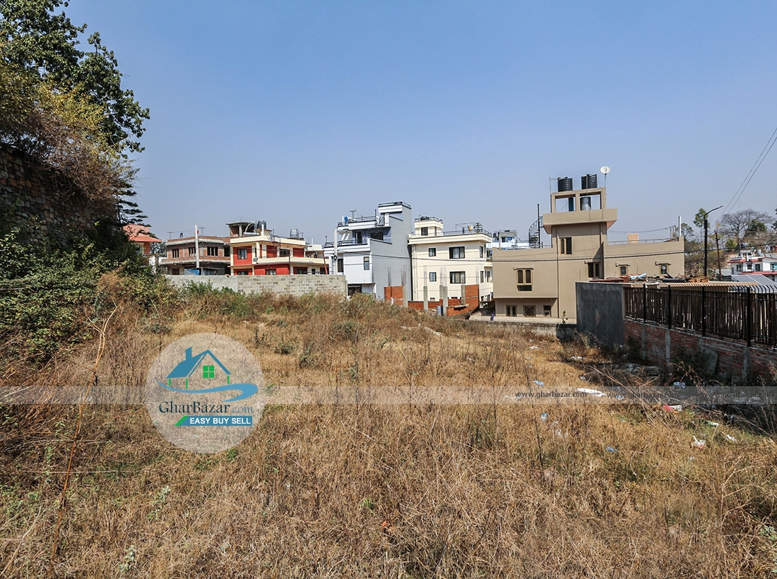 Land at Bhaisepati