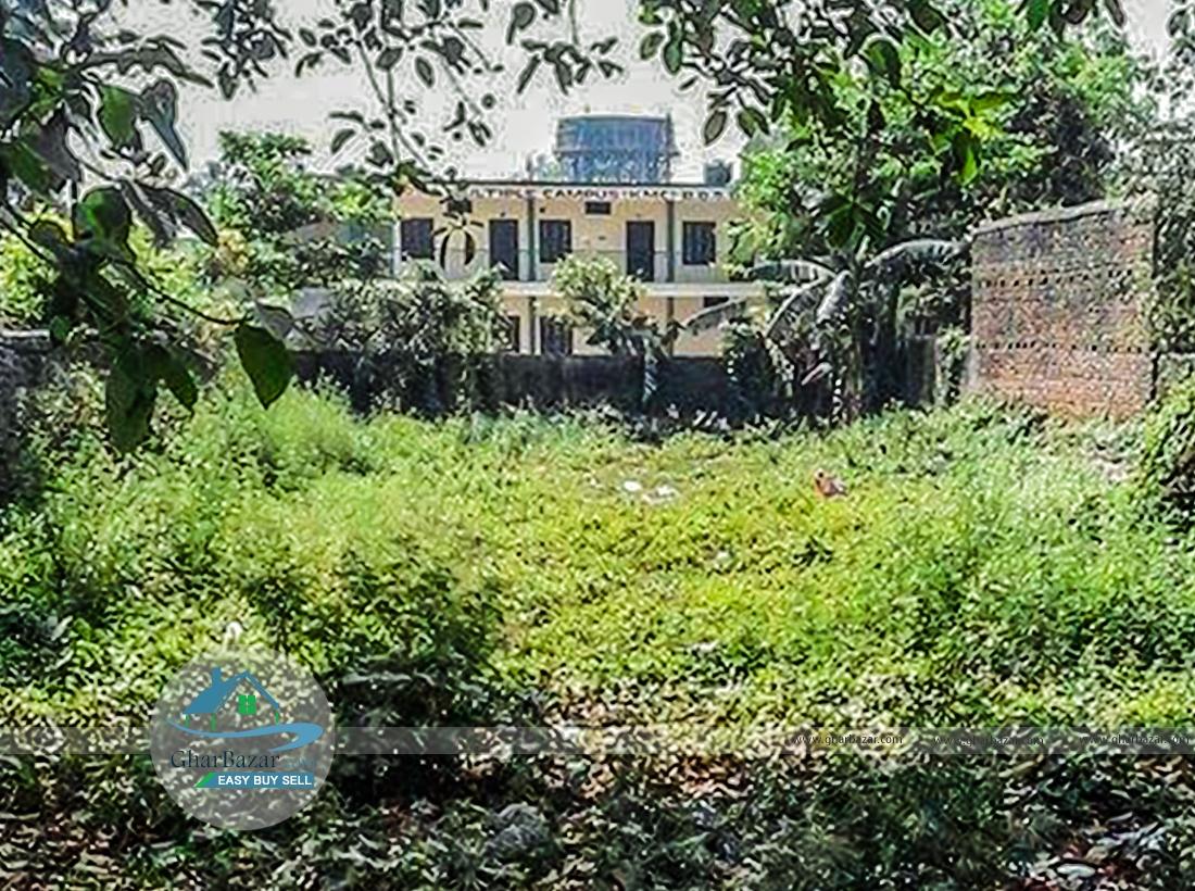 Land at Biratnagar