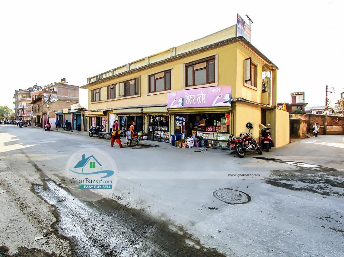 Land at Chabahil