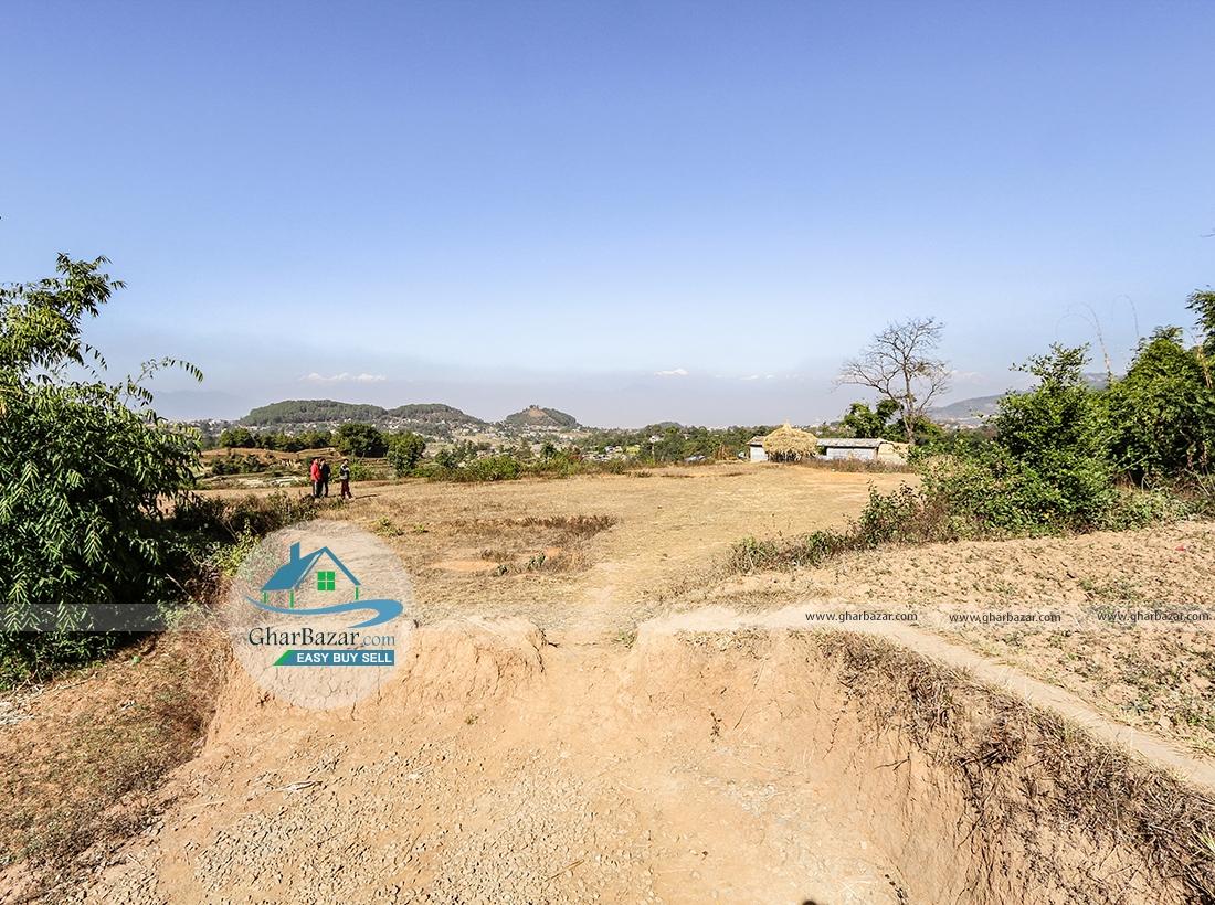 Land at Chapagaun