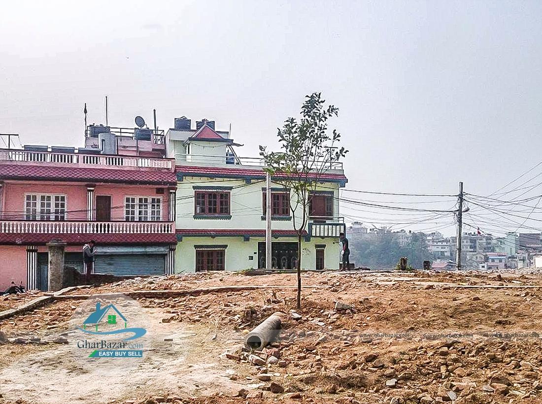 Land at Dhapasi