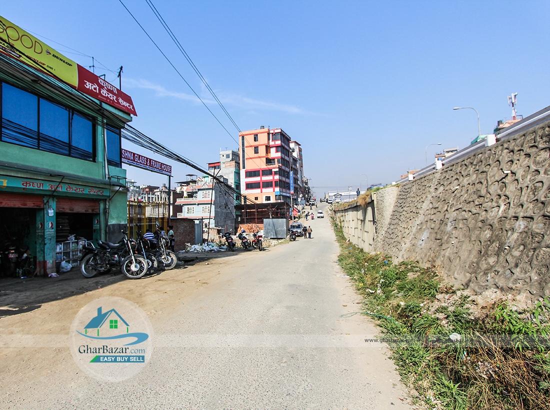 Land at Kaushaltar