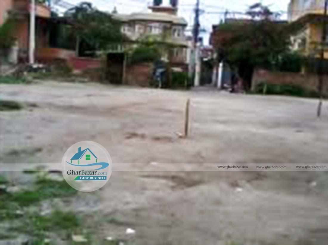 Land at Khumaltar